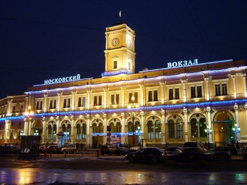 ЖД Вокзалы