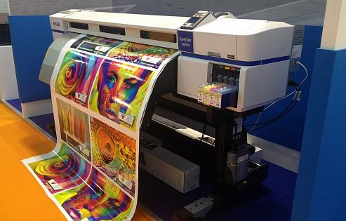 Печать промо материалов